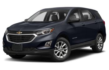 2021 Chevrolet Equinox - Midnight Blue Metallic