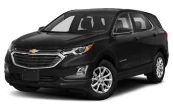 2021 Chevrolet Equinox - Mosaic Black Metallic