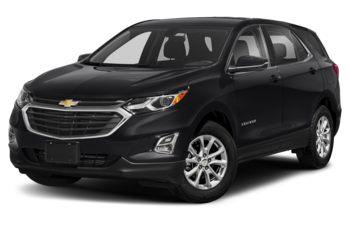 2021 Chevrolet Equinox - Mosaic Black Metallic