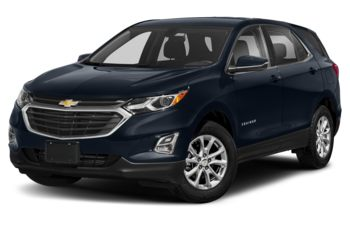 2020 Chevrolet Equinox - Nightfall Grey Metallic