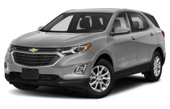 2020 Chevrolet Equinox - Silver Ice Metallic