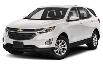2020 Chevrolet Equinox - Summit White