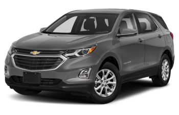 2020 Chevrolet Equinox - Satin Steel Metallic