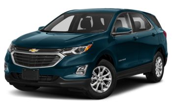 2021 Chevrolet Equinox - Pacific Blue Metallic