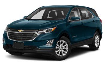 2021 Chevrolet Equinox - Pacific Blue Metallic