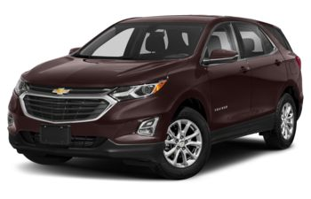2020 Chevrolet Equinox - Chocolate Metallic
