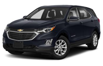 2021 Chevrolet Equinox - Midnight Blue Metallic