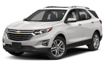 2021 Chevrolet Equinox - Summit White