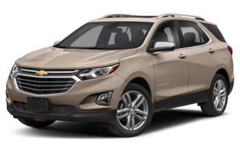 2019 Chevrolet Equinox - Sandy Ridge Metallic