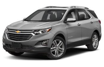 2021 Chevrolet Equinox - Silver Ice Metallic