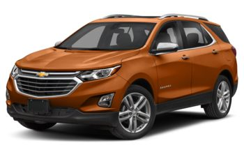 2019 Chevrolet Equinox - Orange Burst Metallic