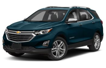 2020 Chevrolet Equinox - Pacific Blue Metallic
