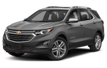 2019 Chevrolet Equinox - Satin Steel Metallic