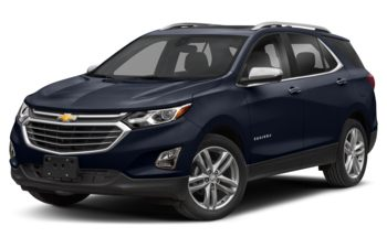 2020 Chevrolet Equinox - Midnight Blue Metallic