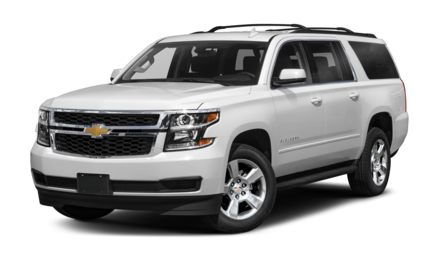 2020 Chevrolet Suburban Commercial Fleet