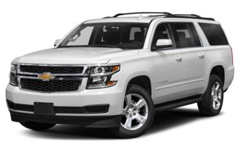 2019 Chevrolet Suburban - Summit White