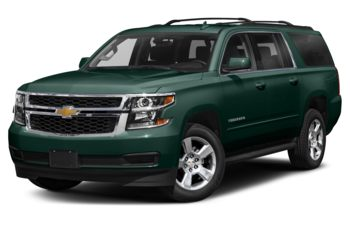 2020 Chevrolet Suburban - Woodland Green