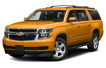 2020 Chevrolet Suburban - Wheatland Yellow