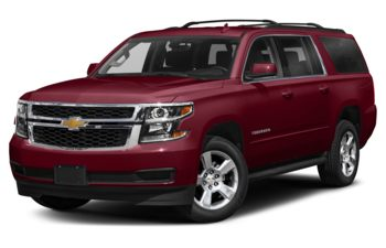 2020 Chevrolet Suburban - Siren Red Tintcoat