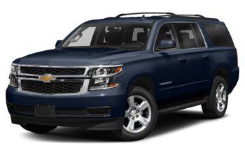 2019 Chevrolet Suburban - Blue Velvet Metallic