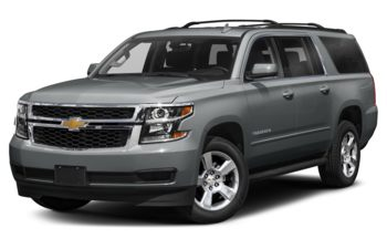 2019 Chevrolet Suburban - Satin Steel Metallic