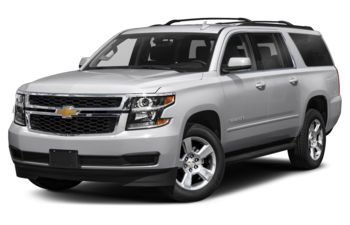 2020 Chevrolet Suburban - Silver Ice Metallic