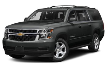 2020 Chevrolet Suburban - Shadow Grey Metallic
