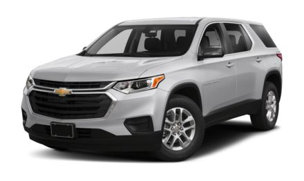 2018 Chevrolet Traverse 1FL