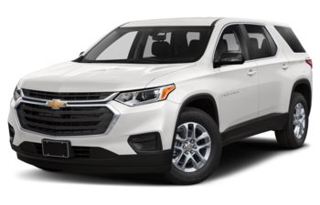 2021 Chevrolet Traverse - Summit White