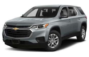 2018 Chevrolet Traverse - Satin Steel Metallic