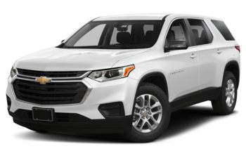 2018 Chevrolet Traverse - Summit White