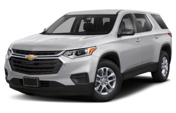 2019 Chevrolet Traverse - Summit White