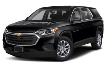 2018 Chevrolet Traverse - Mosaic Black Metallic