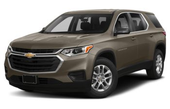 2018 Chevrolet Traverse - Pepperdust Metallic