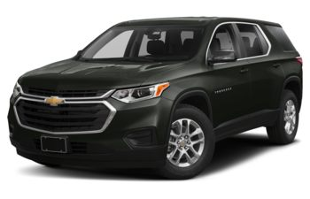 2018 Chevrolet Traverse - Graphite Metallic