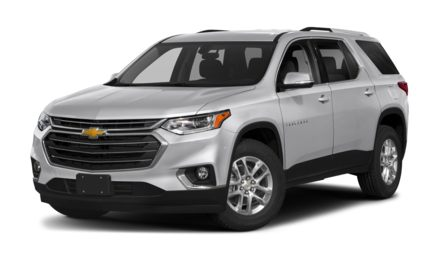 2018 Chevrolet Traverse LT
