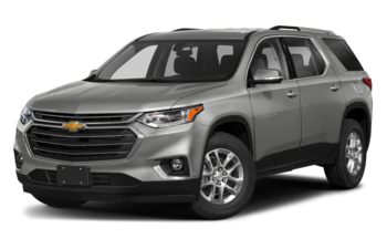 2018 Chevrolet Traverse - N/A