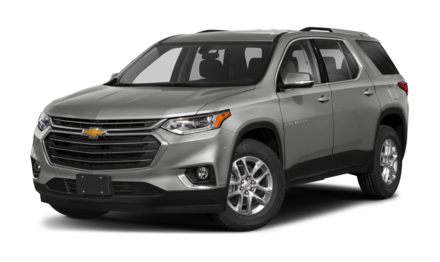 2018 Chevrolet Traverse 2FL