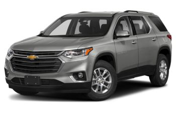 2021 Chevrolet Traverse - Silver Ice Metallic