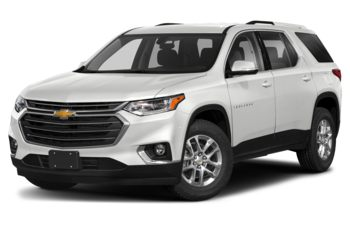 2020 Chevrolet Traverse - Iridescent Pearl Tricoat
