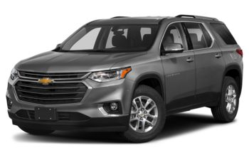 2019 Chevrolet Traverse - Satin Steel Metallic