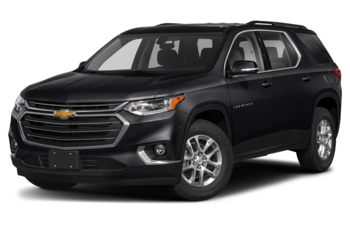 2021 Chevrolet Traverse - Mosaic Black Metallic