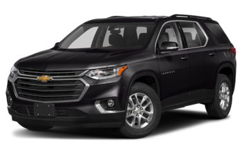 2019 Chevrolet Traverse - Black Currant Metallic