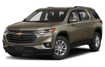 2019 Chevrolet Traverse - Pepperdust Metallic