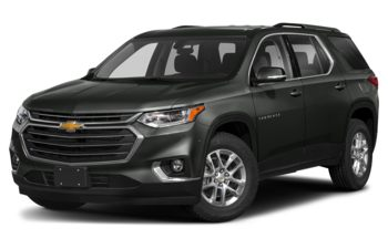 2021 Chevrolet Traverse - Graphite Metallic
