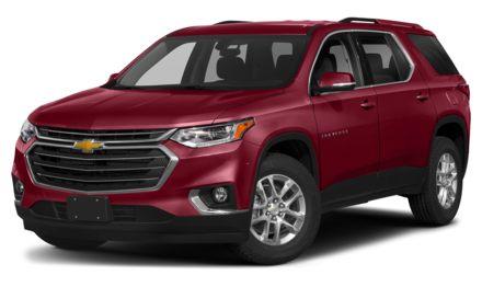 2018 Chevrolet Traverse 2FL