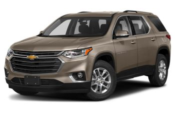 2020 Chevrolet Traverse - Stone Grey Metallic