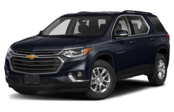 2020 Chevrolet Traverse - Dark Moon Blue Metallic