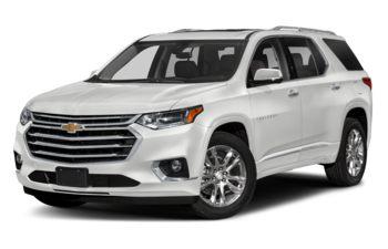 2020 Chevrolet Traverse - N/A