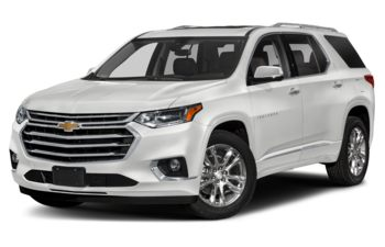 2019 Chevrolet Traverse - Iridescent Pearl Tricoat